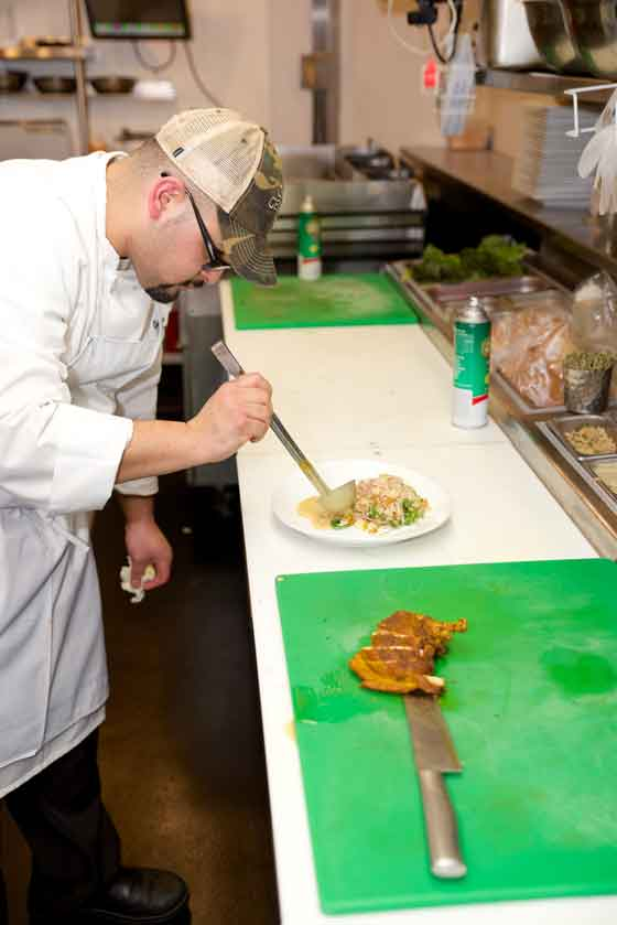 Sous Chef at Chef Geoff's in Rockville, MD