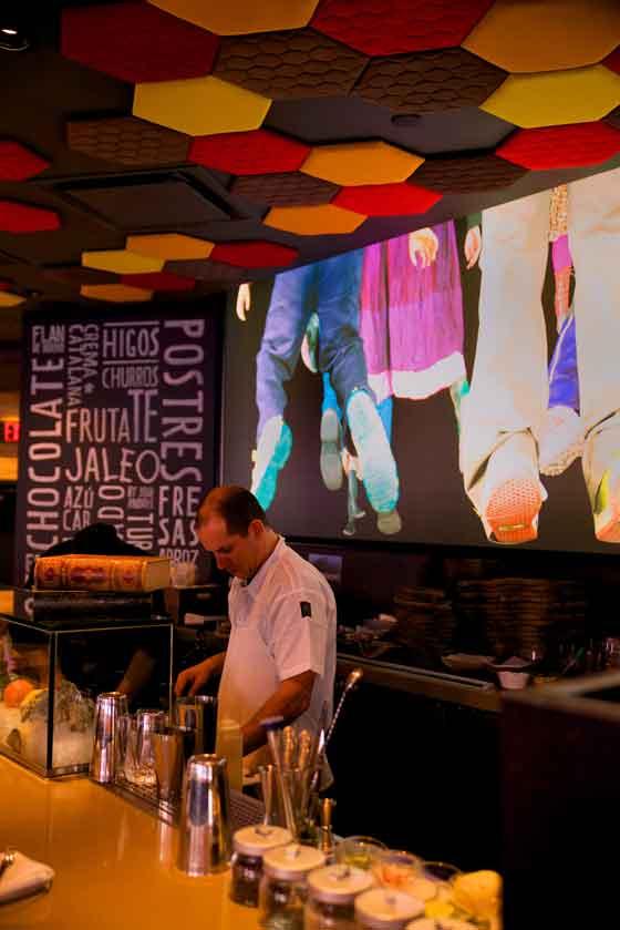 Bar Scene at Yaleo's on 7th Street Penn's Quarter in DC