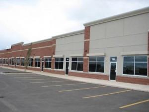 Small Bay Warehouse