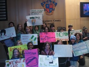 Photo of Young Activist Club