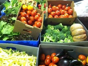 photo of produce
