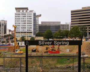 Silver Spring Transit Center in Background featured image
