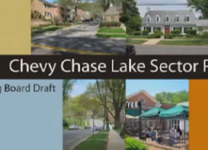 Chevy Chase Lake Sector Tour