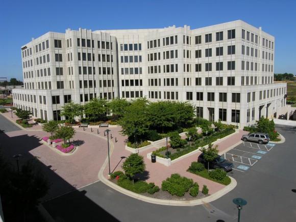 photo three Irvington Centre office building in Rockville