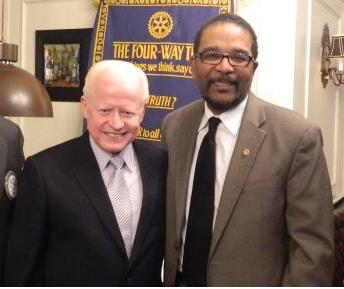 photo Jose Cuisia, Jr. and Greg Wims