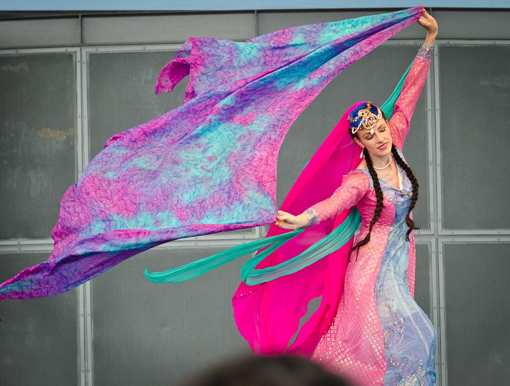 photo Silk Road Dance Company