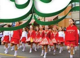 photo Celtic Dancers