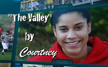 The Valley logo