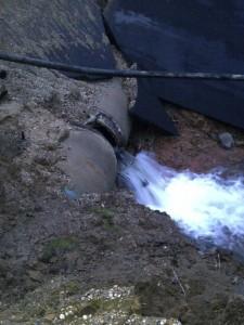 WSSC Water Main Break