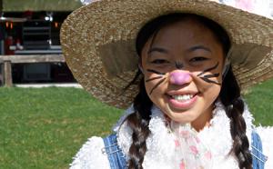 photo of bunnyland helper