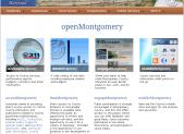 photo openMontgomery website