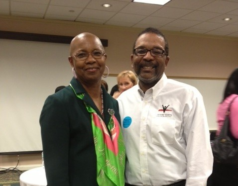 photo Roberta Haines and Greg Wims