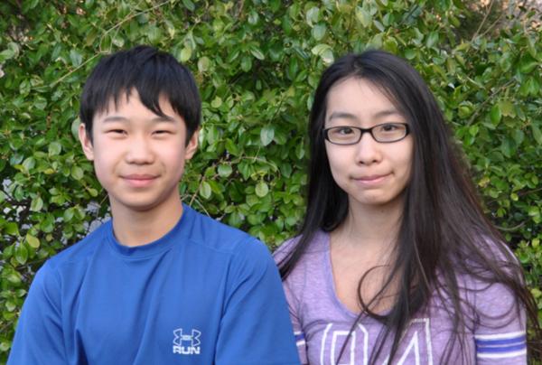 Timothy Zhou  and Katherine Wang