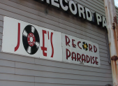 Joe's Record Paradise