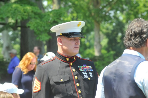 Staff Sergeant Glen Silva