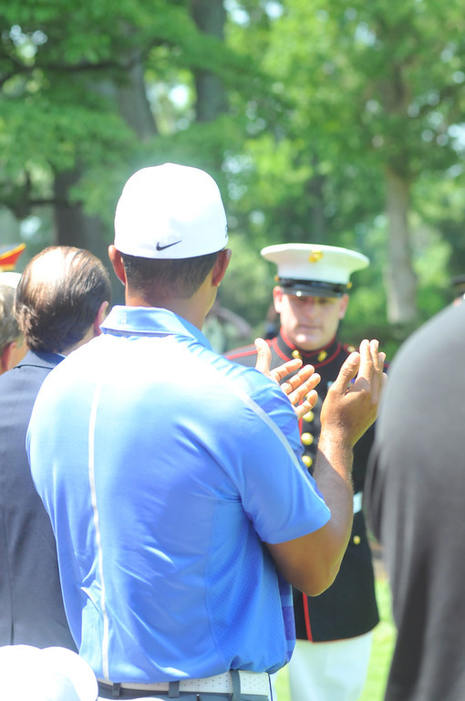 Event Coverage for Wednesday June 26 - Military Appreciation