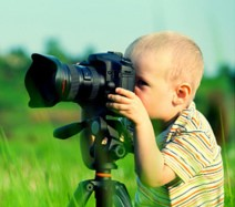 kid with camera featured