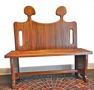 Conversation Seat by Kenneth Gwira Photo | City of Gaithersburg