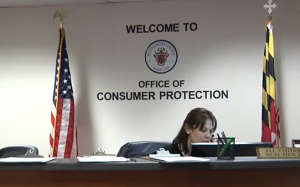 CRTW 169 Office of Consumer Protection