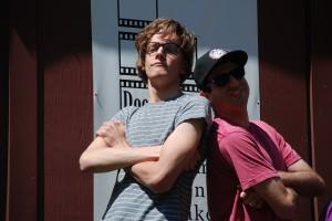 Scott and Jeremy  Interns Extraordinaire