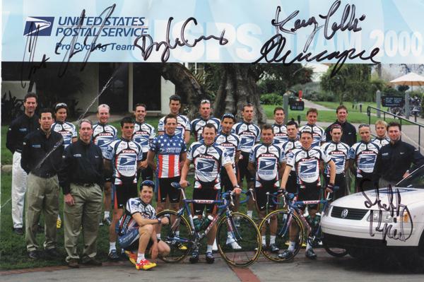 USPS ProCycling Team 2000