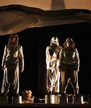 Macbeth by National Players Photo | Olney Theatre Center