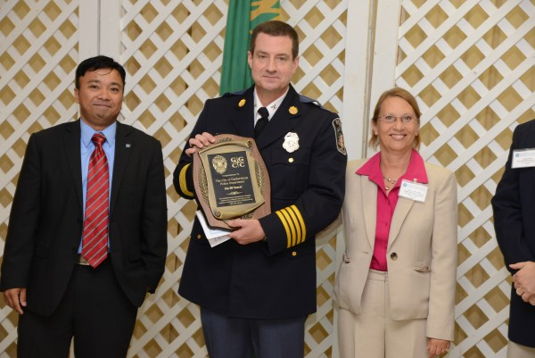 photo from 2013 GGCC Public Safety Awards breakfast