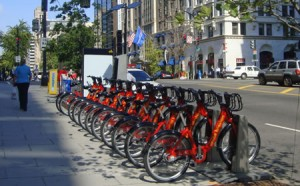 A series of events showcasing Capital Bikeshare are scheduled for Silver Spring.