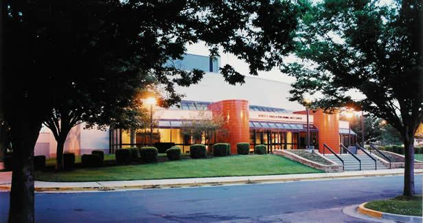 photo Robert E. Parilla Performing Arts Center