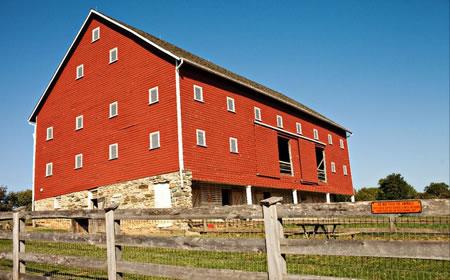 photo of Agricultural History Farm Park Barn