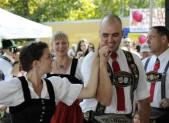 Oktoberfest 2012 Bavarian Dancers  Photo   City of Gaithersburg/Clark Day