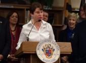 PTA President Janette Gilman