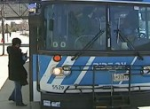 Ride-on Bus and passenger 450x280