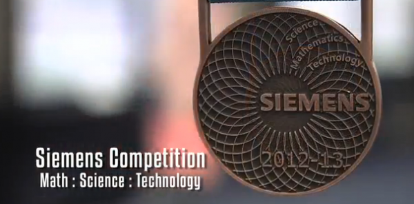Siemens Competition in Math  Science   Technology Highlights Reel   YouTube