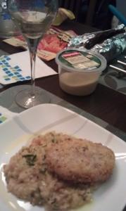Wed dinner