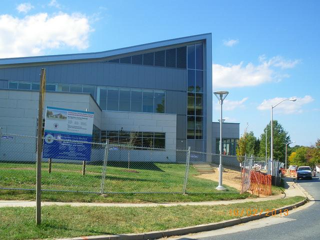 Gaithersburg Library Renovation Photo | MCPL