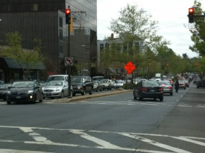Bethesda traffic