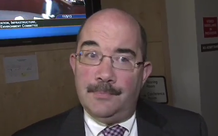 Councilmember George Leventhal has spearheaded efforts to survey homeless people