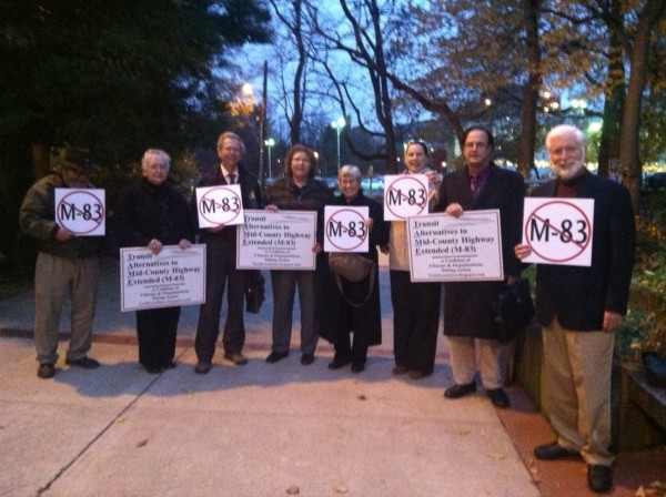 Photo | Transit Alternatives to the Midcounty Highway Extended (TAME) Coalition