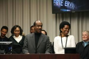 Valerie Ervin Resigns Event Ike Speaks 12-10-13