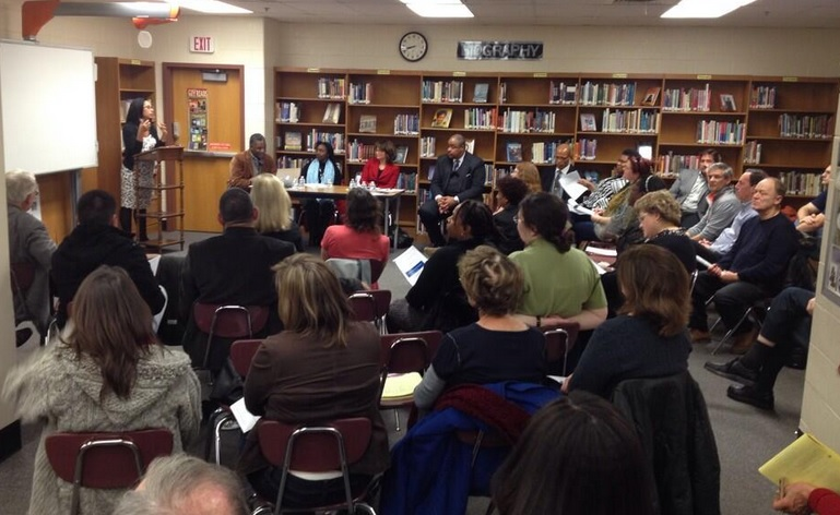 Northeast Consortium community meeting on community engagement | Dan Reed