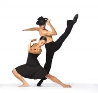Kimberly Van Woesik and Mario Ismael Espinoza in Tango Vitrola ©  Photo | Paula Lobo