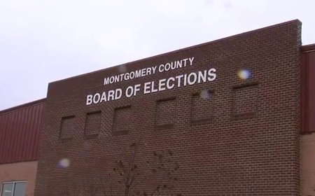 photo of Board of Elections building