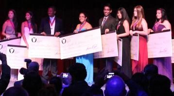 photo of First Montgomery County Executive Hispanic Gala