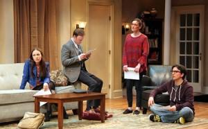 Cast of Seminar Photo | Round House Theatre