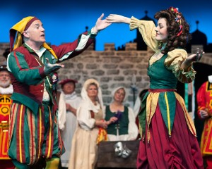 The Yeomen of the Guard Photo courtesy The Victorian Lyric Opera Company