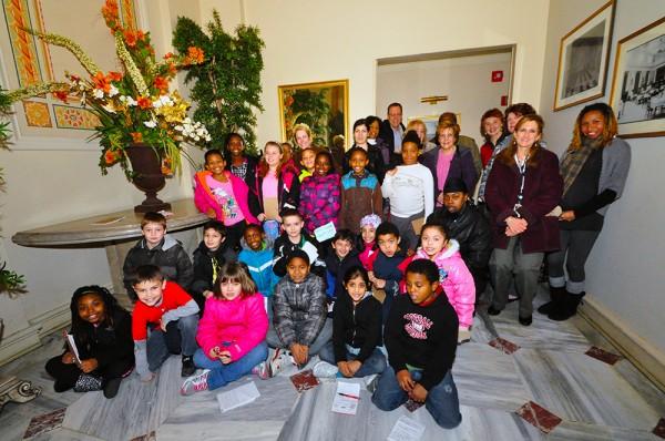Lightning Strike Kids Opera Company is invited to the Columbus Club.