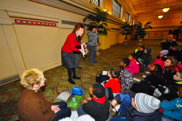 Michele shares pictures from a special book about Union Station.