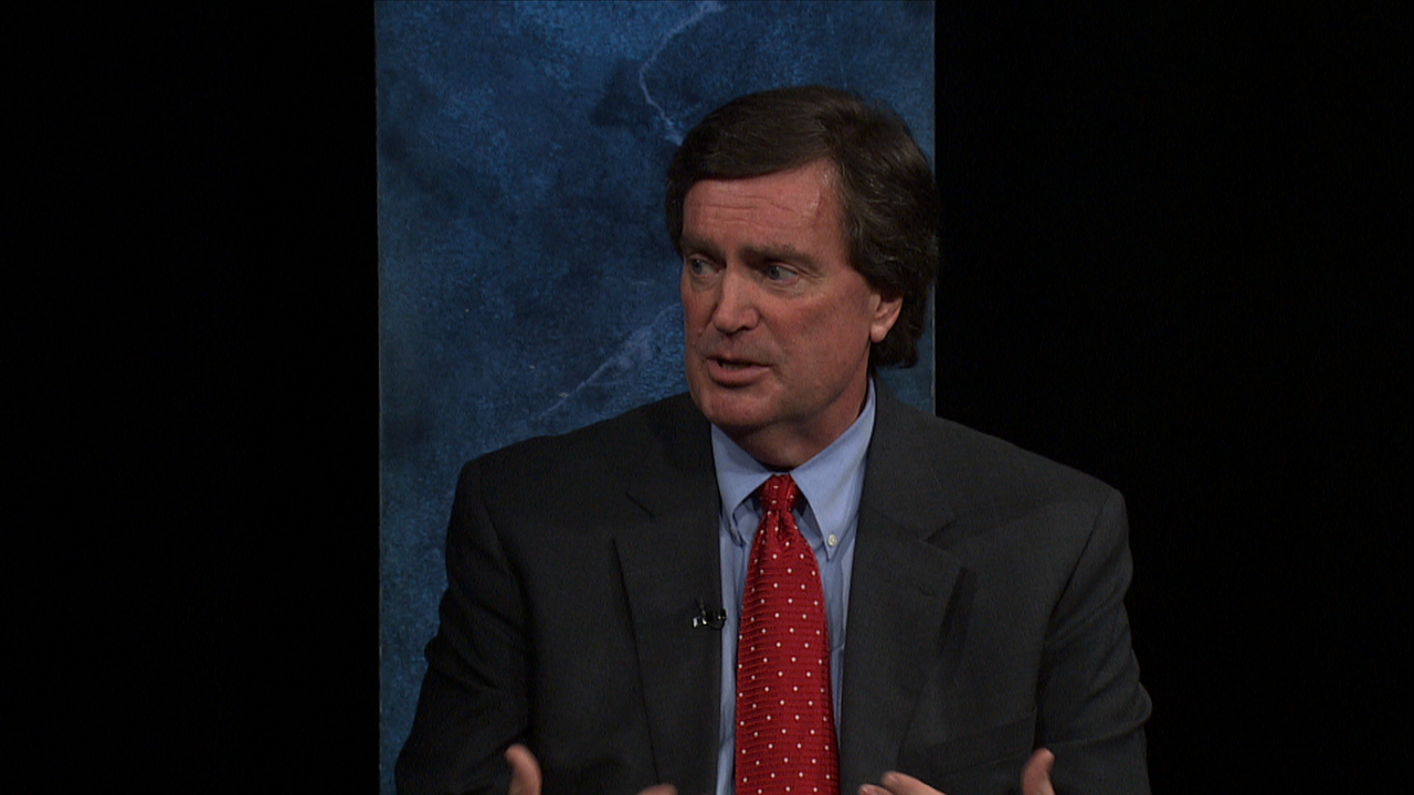 photo of Doug Duncan guest on 21 This Week taped March 14