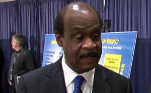 photo of County Executive Isiah Leggett